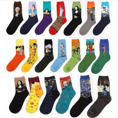 BouFF Art Socks