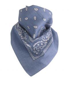 Lavendel kleurige bandana / boerenzakdoek
