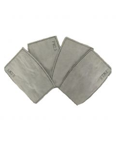 mondkapje filters 4 stuks