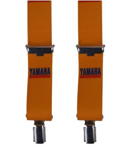 Bretels met Yahama print