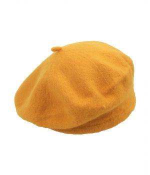 Okergele alpino baret