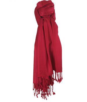 Hardroze pashmina sjaal