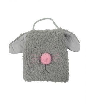 Kinder schoudertasje met konijntje