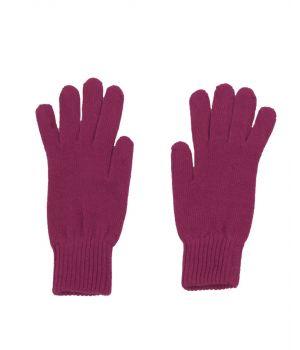 Handschoenen in fuchsia