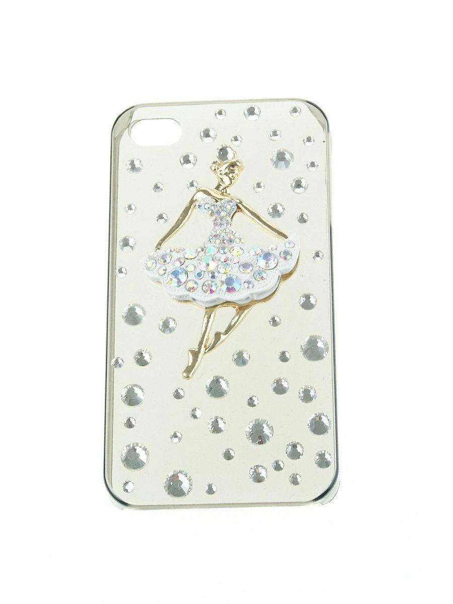 Transparant Iphone hoesje balerina
